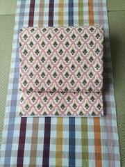 春色の二部式帯 ピンク