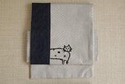 三毛猫 二部式帯